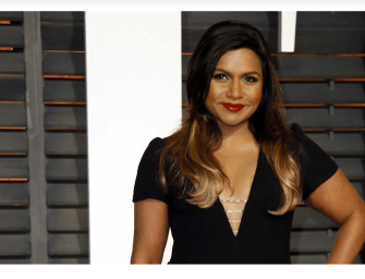 An Inside Look at How Mindy Kaling Gets Her Celebrity Look
