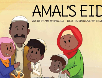 Sharing Eid Traditions Through Children's Books