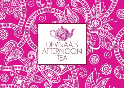 Devnaa's Afternoon Tea cookbook
