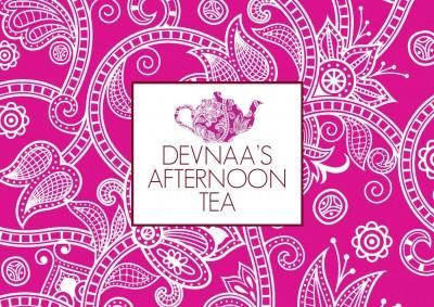 Devnaa's Afternoon Tea cookbook