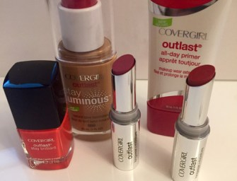 Get Fall-Ready with A COVERGIRL Giveaway!