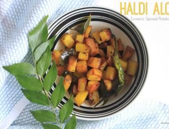 Recipe: Haldi Aloo