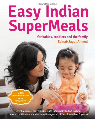 EAsy Indian Super meals book