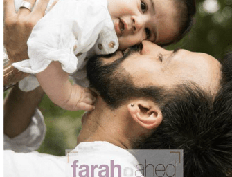 Up Close with Actor, Dad, Ali Kazmi