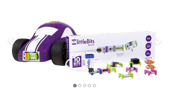 Little Bits Stem toy