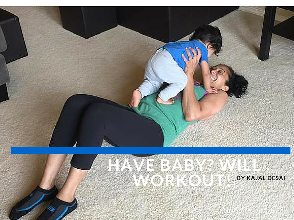 Post baby workout tips
