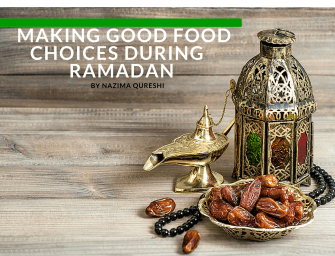 5 Tips for Fasting and Filling Suhoor for Ramadan