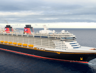 Cruising with Disney: Halal Dining and Much More