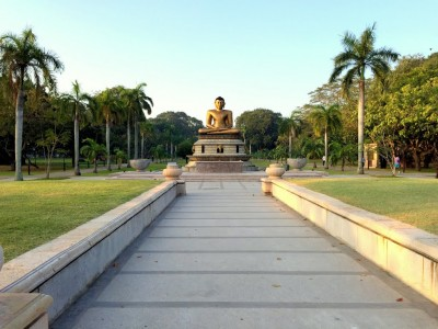 historic park in colombo