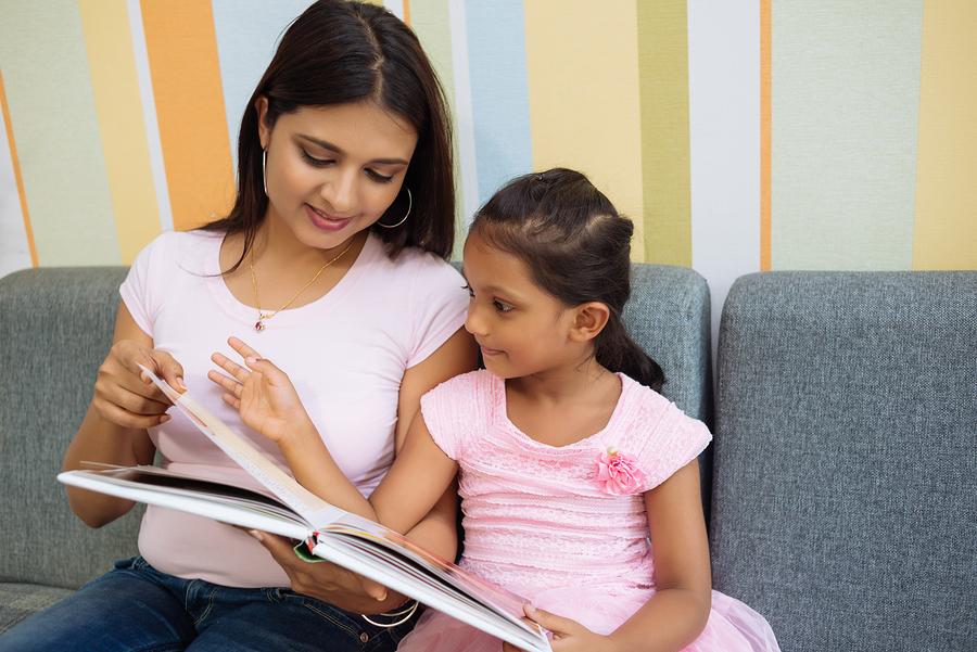 nurturing language in kids