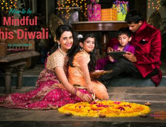 Celebrating Diwali Mindfully This Year