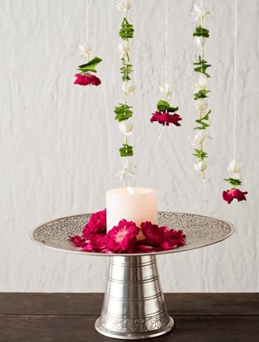 Cake Tray Candle