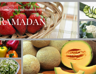 10 Foods To Keep You Hydrated During Ramadan
