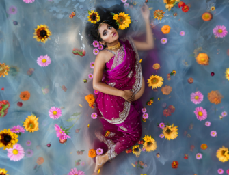 How to Plan A Maternity Shoot: Some South Asian Inspiration