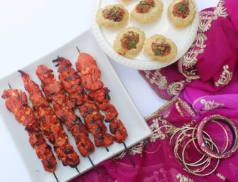 5 Ways to Throw a South Asian Wedding-Inspired Backyard Party