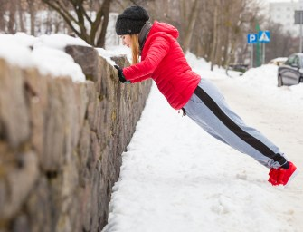 5 Ways To Motivate Yourself To Workout During Winter