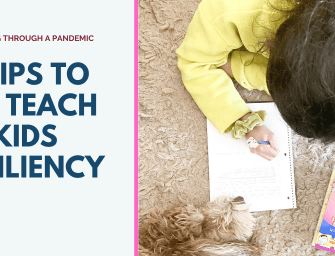 The New Curriculum: Resiliency