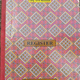 Register flat (3 Number ) (72 pcs ) See other price are in Description