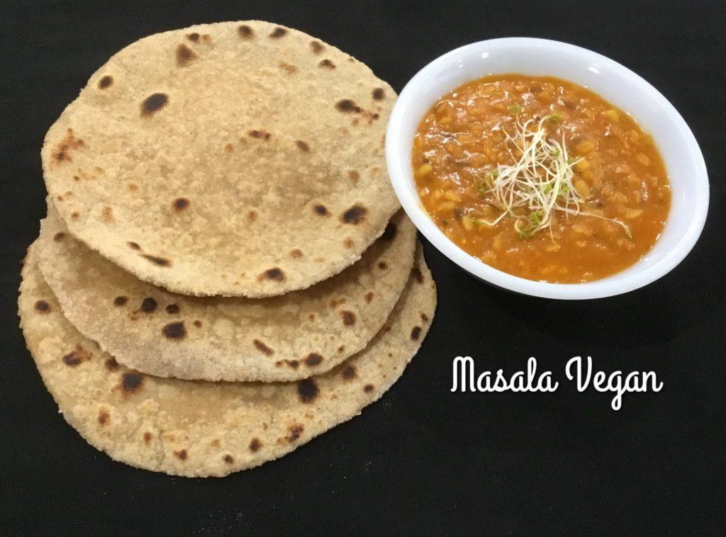Vegan Mixed Lentil Curry
