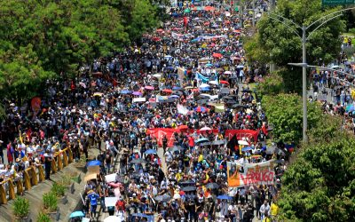 Declaración de solidaridad con el pueblo de Colombia