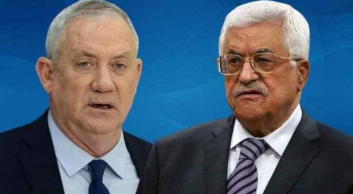 Después de la reunión de Abbas-Gantz