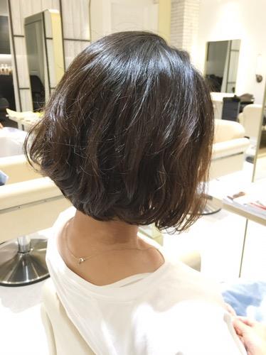 【画像あり】クセ毛でもボブならまとまり活かせます。くせ毛を生かすカットとは・・・