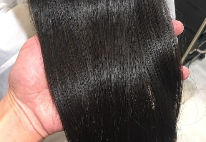 【オトナ女子】オフィスコンサバはoggiottoのトリートメントでツヤ髪