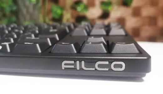 【FILCO Majestouch Stingray レビュー】クセになる低背赤軸。薄くてシュコシュコ気持ち良い!