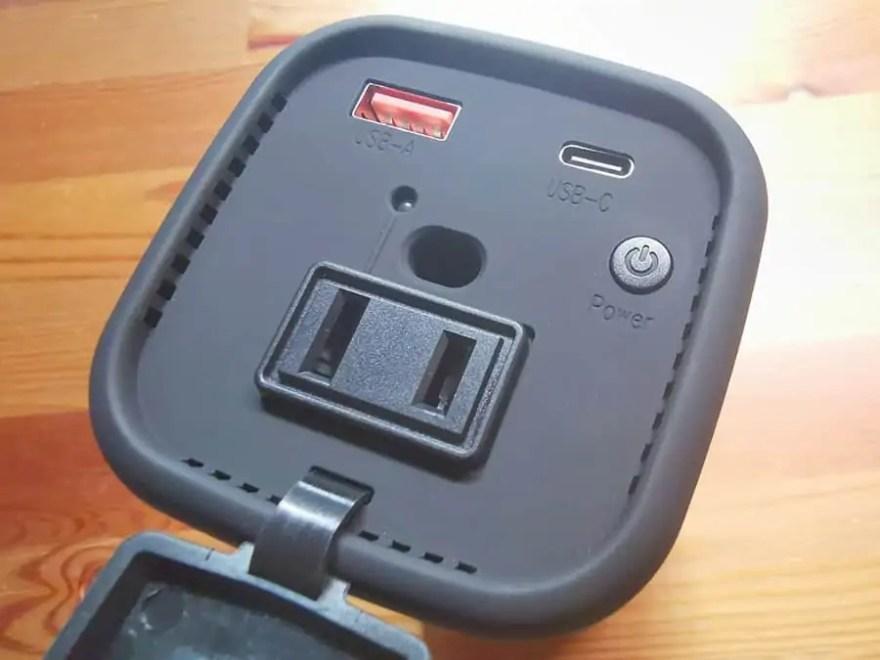 RAVPower RP-PB054proの電力