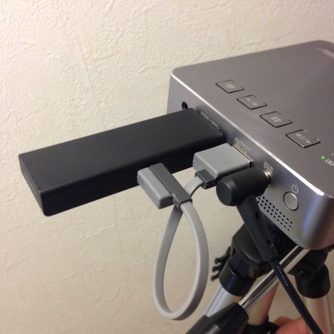 ASUSプロジェクター用USB micro-Bケーブル1