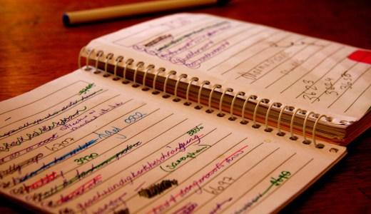 「人生でしたいこと100のリスト」を作って自分がやりたいことを再認識