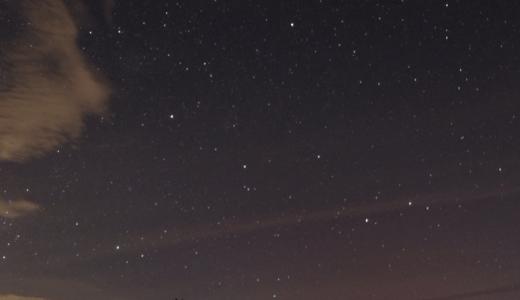 ミラーレス一眼「T-X1」で星空撮影!カメラの設定・撮影の方法