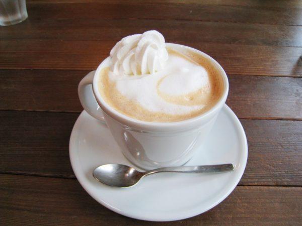 サウスカフェのカフェラテ