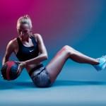 Trening zdravstvenog fitnessa.