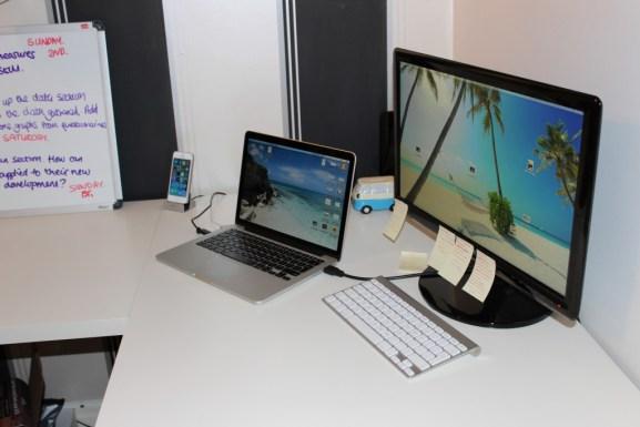 Desain Ruang Kerja Pengguna Macintosh - Ruang kerja pengguna Apple Mac Computer - ASKendrew