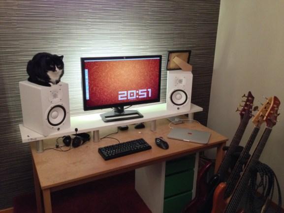 Desain Ruang Kerja Pengguna Macintosh - Ruang kerja pengguna Apple Mac Computer - Boomhowler