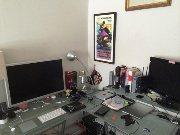 Desain Ruang Kerja Pengguna Macintosh - Ruang kerja pengguna Apple Mac Computer - David-fr