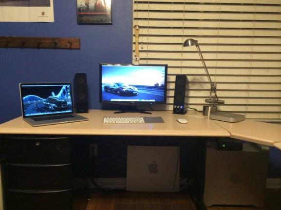 Desain Ruang Kerja Pengguna Macintosh - Ruang kerja pengguna Apple Mac Computer - jsook724