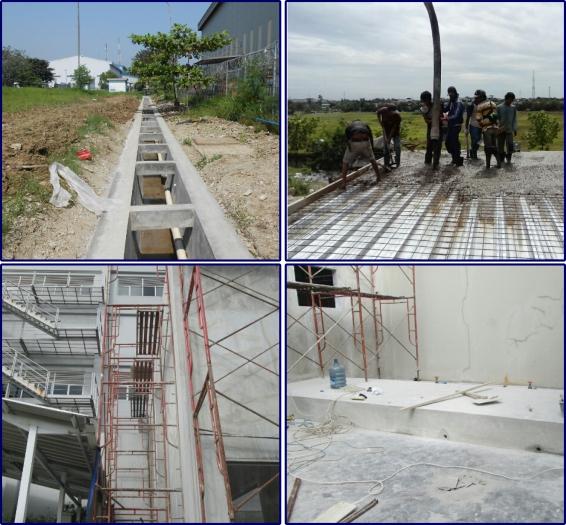PT Nikifour General Kontraktor Building Maintenance