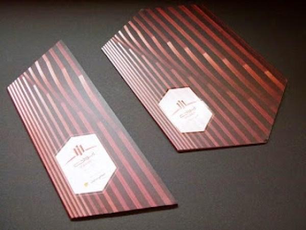 Contoh desain brosur desain kreatif - Ewaan Corporate 1