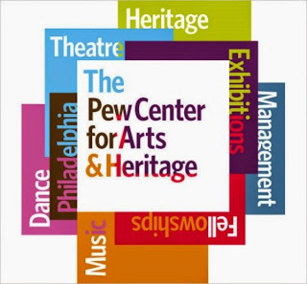 Contoh desain brosur desain kreatif - Pew Center for Arts & Heritage 1
