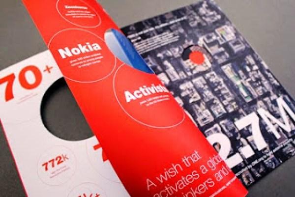 Contoh desain brosur desain kreatif - TED Creative Brochure design Ideas 05