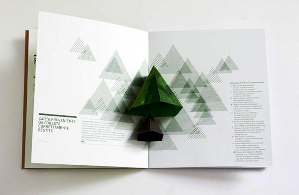 Contoh Desain Brosur Pop Up 3D Kreatif Atraktif - Desain Brosur Pop Up - San Martino Company Profile 1