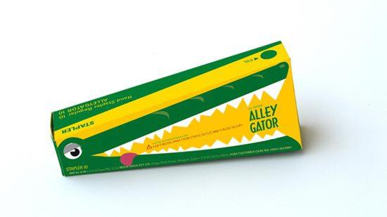 22 Contoh Konsep Desain Kemasan Produk - Konsep Desain Kemasan - Staples Box Package Design