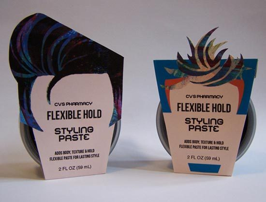 22 Contoh Konsep Desain Kemasan Produk - Konsep Desain Kemasan - Styling Paste Box Packaging Design