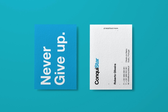 Gambar Desain Kartu Nama Terbaru - Gambar-Contoh-Desain-Kartu-Nama-ConquiStar-by-Alan-Coria