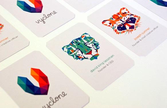 Gambar Desain Kartu Nama Terbaru - Gambar Contoh Desain Kartu Nama - Vyclone by d studio