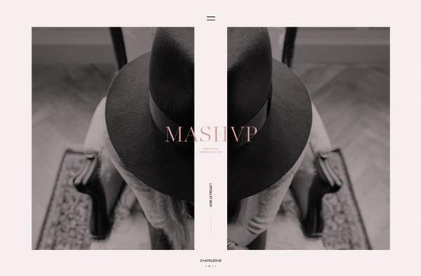 Website Desain Terbaik 2014 - Desain Website Terbaik 2014 - MashVP