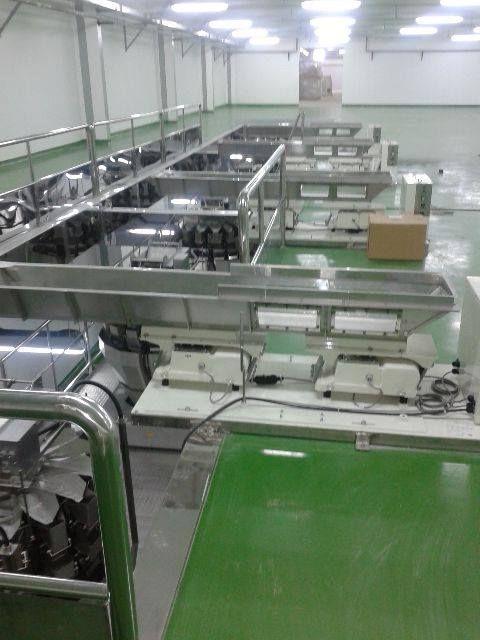 Merawat Mesin yang Memproduksi Makanan