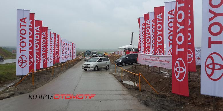 Bangun pabrik di Karawang Toyota akan butuh 600 Lowongan